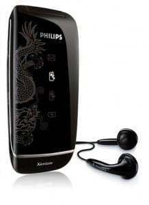 Phillips lanza celulares especiales
